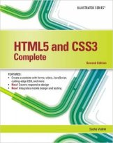 HTML5 and CSS3 Illustrated Complete, 2nd Edition