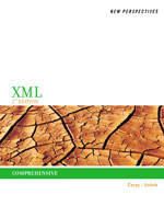 New Perspectives on XML, Comprehensive, 3rd Edition